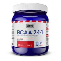 100% Pure BCAA 2-1-1 Instant - 200g
